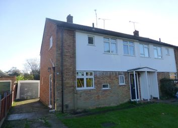 Thumbnail 3 bedroom semi-detached house to rent in West Heath Road, Farnborough, Hampshire