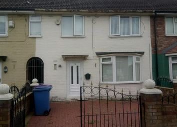 Thumbnail 3 bed terraced house for sale in Prestbury Road, Liverpool