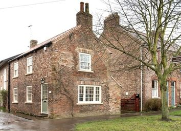 Thumbnail 2 bed cottage to rent in Linden Cottage, Main Street, Heslington, York