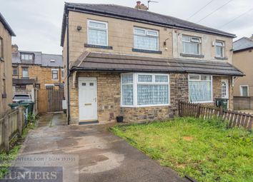 Thumbnail 3 bed semi-detached house for sale in Thornbury Grove, Bradford