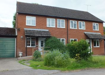 Thumbnail 3 bedroom semi-detached house for sale in Balmoral Road, Didcot
