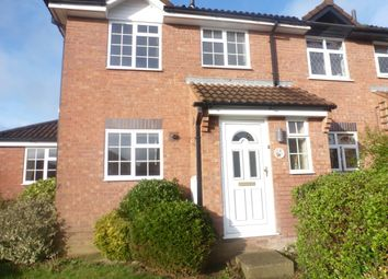 Thumbnail 3 bed semi-detached house to rent in Drake Road, Willesborough, Ashford