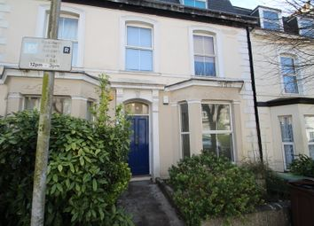 Thumbnail 1 bed terraced house for sale in Seaton Avenue, Mutley, Plymouth