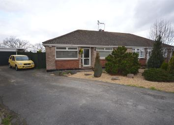 Thumbnail 2 bed semi-detached bungalow for sale in The Dale, Neston