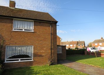 Thumbnail 2 bed end terrace house for sale in Tern Way, Moreton, Wirral