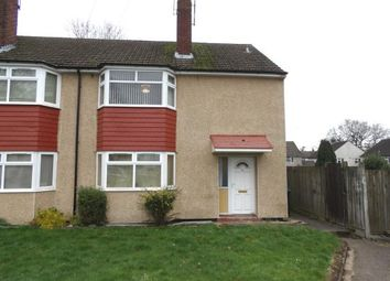 Thumbnail 1 bed maisonette for sale in Empire Road, Tile Hill, Coventry, West Midlands
