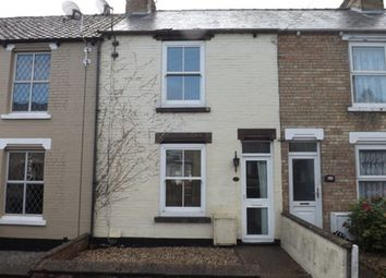 Thumbnail 3 bed terraced house to rent in Vicarage Road, Thetford