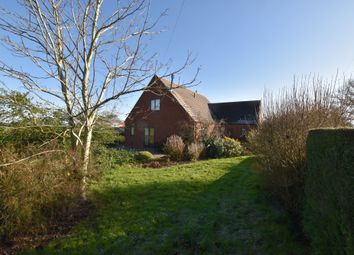 Thumbnail 4 bed detached house for sale in Lostford, Market Drayton