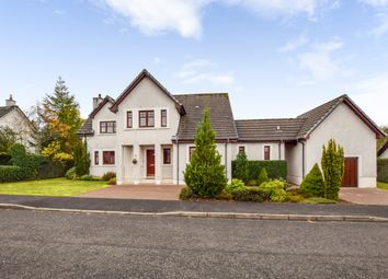 Thumbnail 3 bed detached house for sale in Colt Gardens, Muirton, Auchterarder