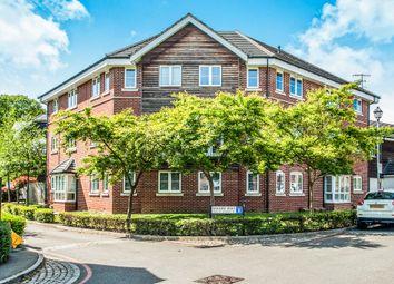 Thumbnail 2 bedroom flat for sale in Wharf Way, Hunton Bridge, Kings Langley