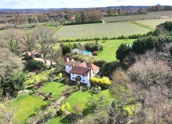 Lamberhurst Road, Horsmonden, Tonbridge, Kent TN12. 5 bed equestrian property for sale