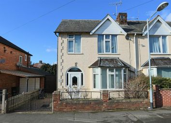 Thumbnail 3 bed semi-detached house for sale in Worrall Avenue, Arnold, Nottingham