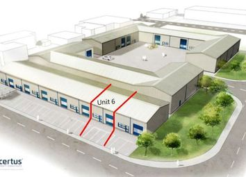 Thumbnail Commercial property to let in Unit 6, Phoenix Enterprise Park, Gisleham, Lowestoft