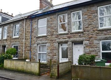 2 bed terraced house for sale in Rosevean Terrace, Penzance TR18
