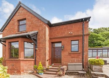 Thumbnail 4 bedroom detached house for sale in Cathcart Road, Largs, North Ayrshire, Scotland