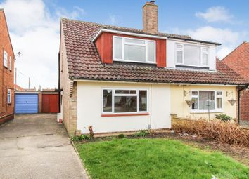 Thumbnail 3 bedroom semi-detached house for sale in The Henrys, Thatcham