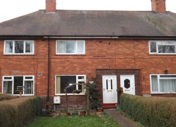 Thumbnail 2 bed terraced house for sale in Hoyland Avenue, Nottingham