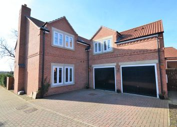 Thumbnail 4 bed detached house for sale in Mayfield House, Ainsty Garth, York