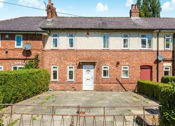 Thumbnail 3 bed terraced house for sale in Manor House Lane, Preston