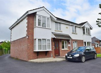 Thumbnail 2 bedroom flat for sale in Park Hill Court, Park Hill Road, Garstang, Preston