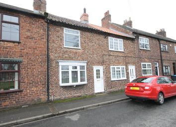 Thumbnail 3 bedroom cottage to rent in Water End, Brompton, Northallerton