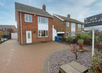 3 bed detached house for sale in Lockoford Lane, Tapton, Chesterfield, Derbyshire S41