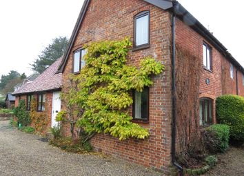 Thumbnail 2 bed end terrace house for sale in The Headlands, Downton, Salisbury