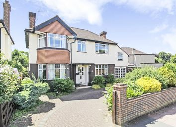 Thumbnail 3 bed detached house for sale in The Mead, West Wickham, Kent