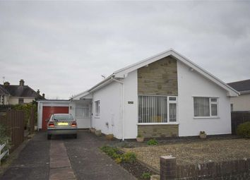 Thumbnail 3 bed detached bungalow for sale in Gerretts Close, Bishopston, Swansea
