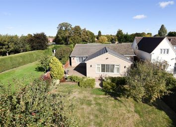 Thumbnail 4 bed detached bungalow for sale in Crosshall Road, Eaton Ford, St. Neots