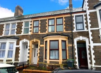 2 bed flat to rent in Clare Gardens, Grangetown, Cardiff CF11