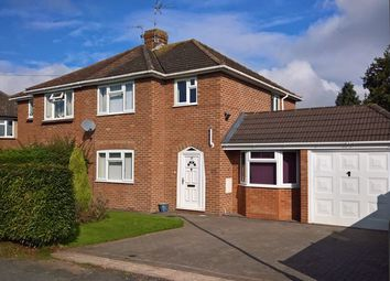 Thumbnail Property to rent in St. Cuthberts Crescent, Albrighton, Wolverhampton