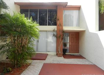 Thumbnail 2 bed town house for sale in 7631 Sw 105 Ave, Miami, Florida, United States Of America