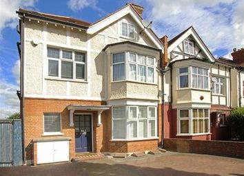 Thumbnail 3 bed flat to rent in Becmead Avenue, Streatham