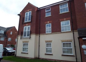 Thumbnail 2 bed flat for sale in Braunton Crescent, Mapperley, Nottingham