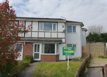 Thumbnail 4 bed end terrace house for sale in Greenacres, South Cornelly, Bridgend