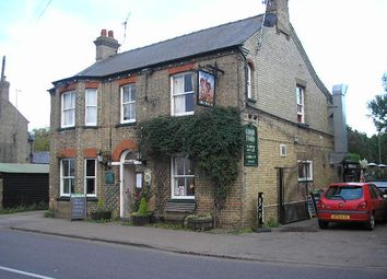 Thumbnail Leisure/hospitality for sale in High Street, Cottenham, Cambridge
