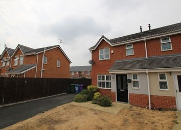 Thumbnail 3 bed semi-detached house to rent in Stonefont Close, Walton, Liverpool