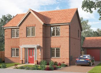 "Thumbnail 4 bed detached house for sale in ""The Denbury"" at Chilton, Ferryhill"