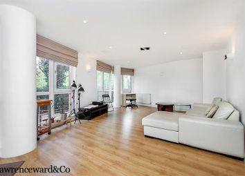 Thumbnail 3 bed flat for sale in Arnhem Place, London