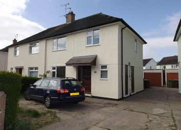 Thumbnail 3 bed semi-detached house for sale in Brandish Crescent, Clifton, Nottingham