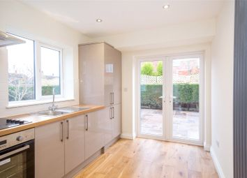 Thumbnail 3 bedroom semi-detached bungalow for sale in Elm Grove, York