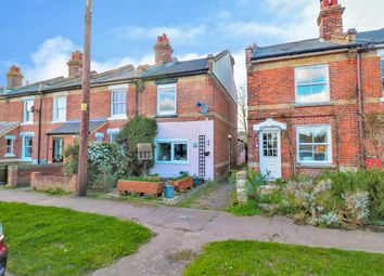 3 bed end terrace house for sale in Manor Road, Wivenhoe, Colchester CO7