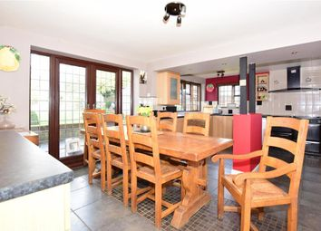 Thumbnail 5 bed detached house for sale in The Street, Hawkinge, Folkestone, Kent