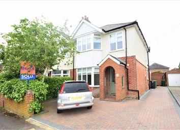 Thumbnail 3 bed semi-detached house to rent in Beaulieu Road, Hamble, Southampton, Hampshire