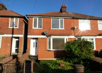 Thumbnail 3 bed semi-detached house to rent in Hadleigh Road, Ipswich
