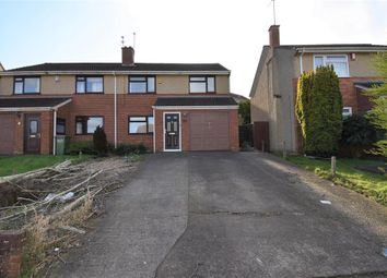 Thumbnail 3 bed semi-detached house for sale in Lavers Close, Kingswood, Bristol