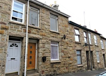 Thumbnail 2 bed terraced house to rent in St. Warren Street, Penzance