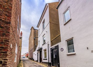 Thumbnail 3 bed end terrace house for sale in Clarkson Street, Whitby