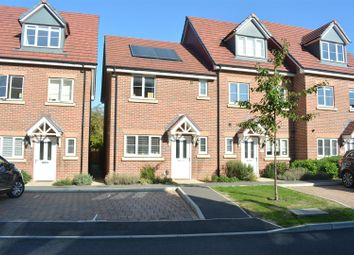 Thumbnail 3 bed end terrace house for sale in Winter Close, Epsom